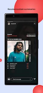 Resso MOD APK (Premium Unlocked) for Android 5