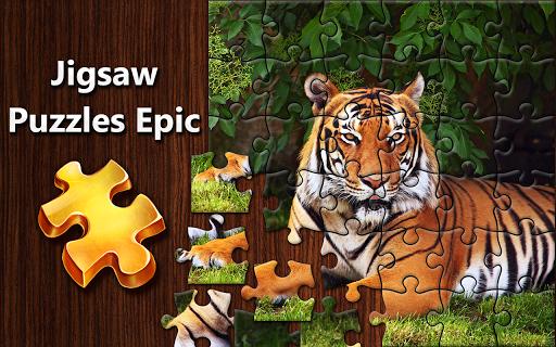 Jigsaw Puzzles Epic Apkfinish screenshots 11