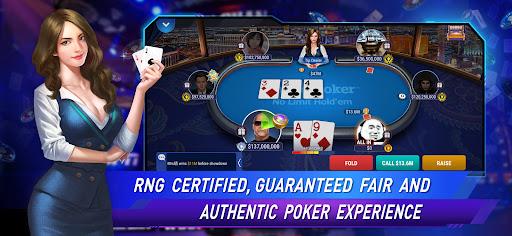 Sohoo Poker - Texas Holdem Poker  screenshots 1