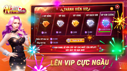 NPLAY: Game Bu00e0i Online, Tiu1ebfn Lu00ean MN, Binh, Poker.. 3.6.0 Screenshots 6