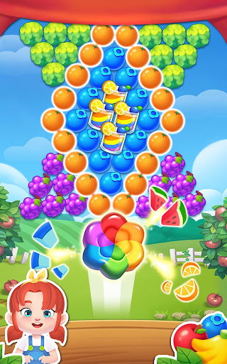 Bubble Blast: Fruit Splash 1.0.10 screenshots 16