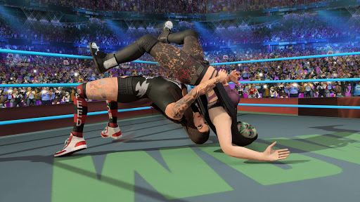 Bad Girls Wrestling Rumble: Women Fighting Games apkdebit screenshots 5