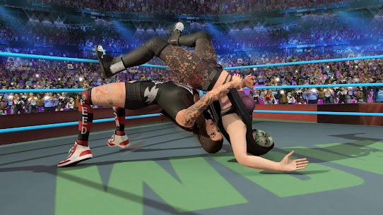 Bad Girls Wrestling Rumble: Women Fighting Games 5