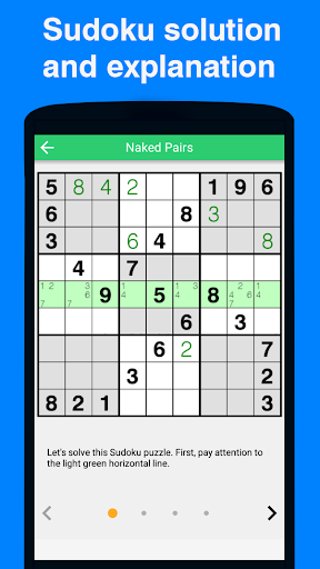 Sudoku - 5700 puzzles Free 3.029 screenshots 4