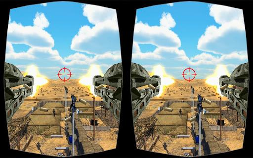 VR Sky Battle War - 360 Shooting 1.9.4 screenshots 5