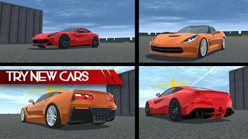 Muscle Car Drift Simulator 3D 1.1.0 screenshots 1