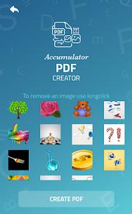 Accumulator PDF creator 6
