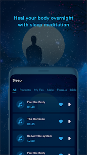 Calm Sleep MOD APK (Premium Features Unlocked) Download 4