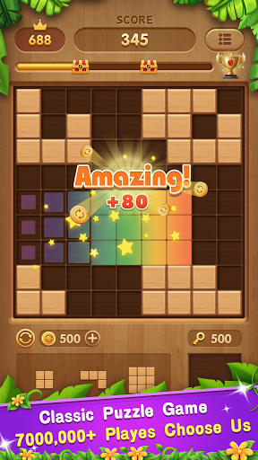 Block Puzzle Woody apkpoly screenshots 1