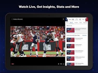 NFL Live Stream Apk Lastest Version 2021** 20