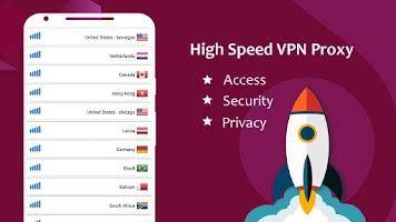 Candy VPN - Free VPN Unlimited Proxy For Android