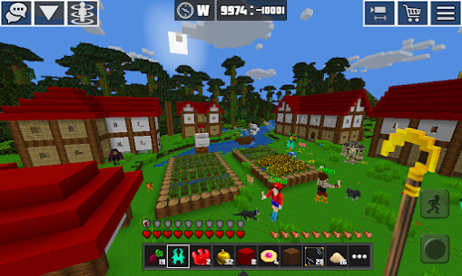 PLANETCRAFT for PC Download on Windows 10/8/7 and Mac 1