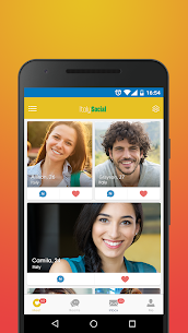 Free Download Italy Social: Dating Chat App For PC (Windows and Mac) 1