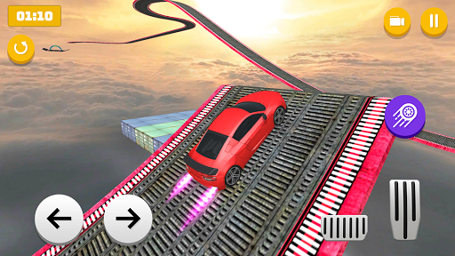 Car Stunts: Car racing games& Free GT Car Games 1.18 screenshots 5