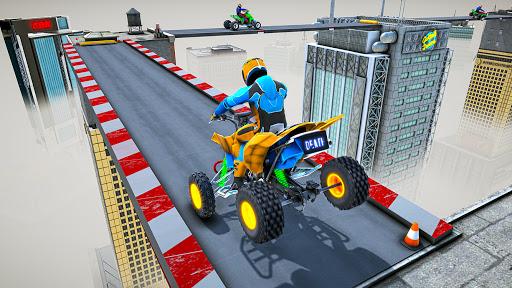 ATV Quad Bike Racing u2013 Mountain Climb Stunt Games  screenshots 5