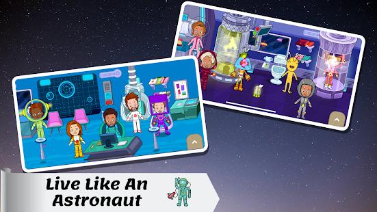 Tizi Town - My Space Adventure Games for Kids 1.1 Screenshots 4