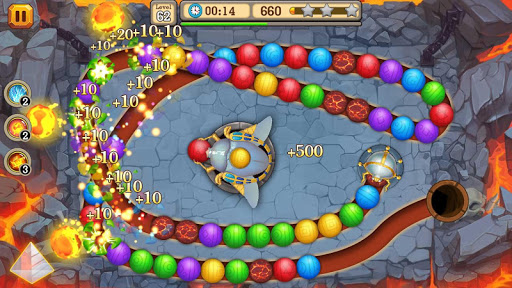 Jungle Marble Blast 2 1.4.4 screenshots 1