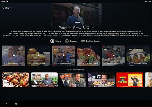 Philo: Live and On-Demand TV screenshots 13