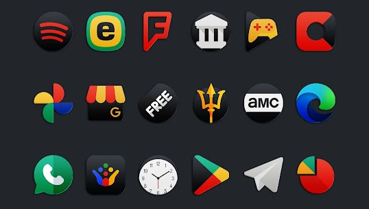 Darkonis Icon Pack v2.6 (Patched) 5