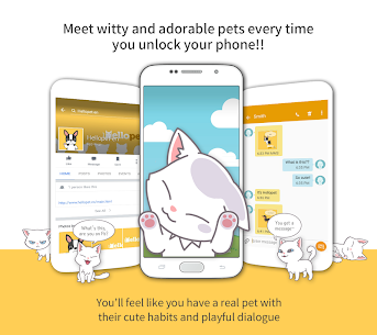Install and Run Hellopet  Cute cats For Your Pc, Windows and Mac 2