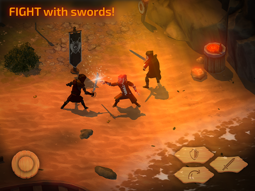 Slash of Sword 2 - Offline RPG Action Strategy screenshots 8