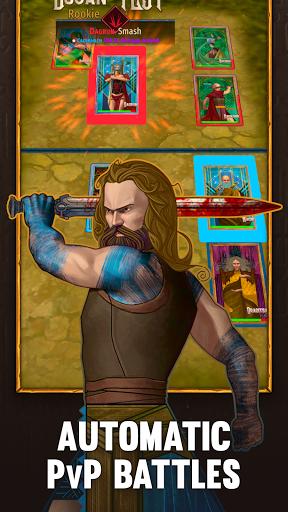 Cryptic Legends: Unique Heroes & Epic Battles CCG  screenshots 3