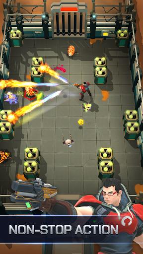 Spacelanders: Hero Survival - arcade shooter 1.2.7 screenshots 2