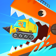 Dinosaur Ocean Explorer - Sea Exploration Games