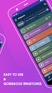Free Ringtones For Android Phone 1.1.4 Screenshots 2