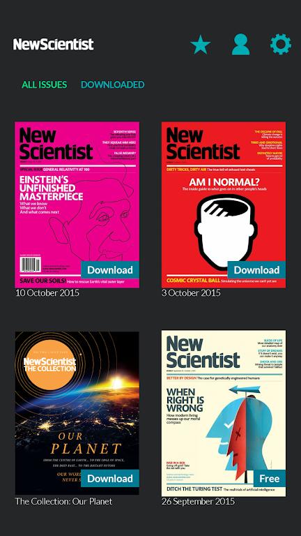 New Scientist  poster 0