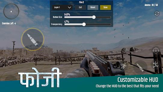 Faugi Veer : Indian Soldier 3d Shooter OFFLINE 4