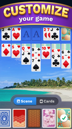 Solitaire Cube: Card Game Training 1.03 screenshots 3
