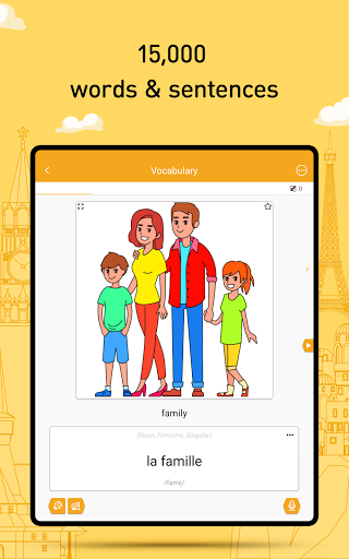 Learn Languages for Free - FunEasyLearn 2.6.6 Screenshots 19