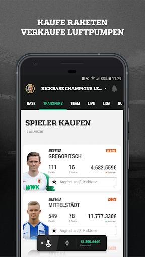 Kickbase Bundesliga Manager 3.3.20 screenshots 2