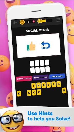 Guess The Emoji - Trivia and Guessing Game! 9.52 screenshots 5