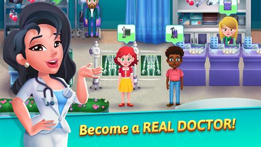 Medicine Dash - Hospital Time Management Game 1.0.6 screenshots 1