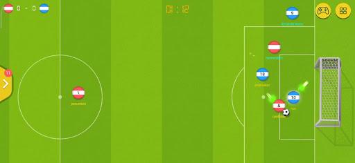 MamoBall - 4v4 Online Soccer - NO BOTS!! screenshots 1