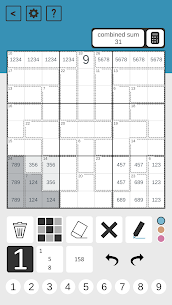 Killer Sudoku For Android (Paid, MOD) 3