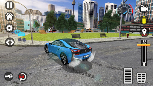 i8 Super Car: Speed Drifter 1.0 Screenshots 10
