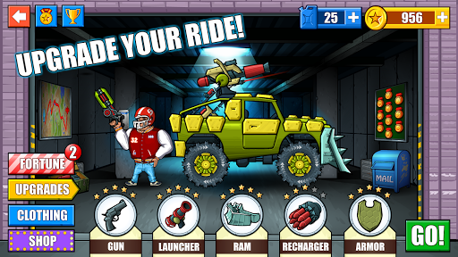 Mad Day - Truck Distance Game 2.2 screenshots 2