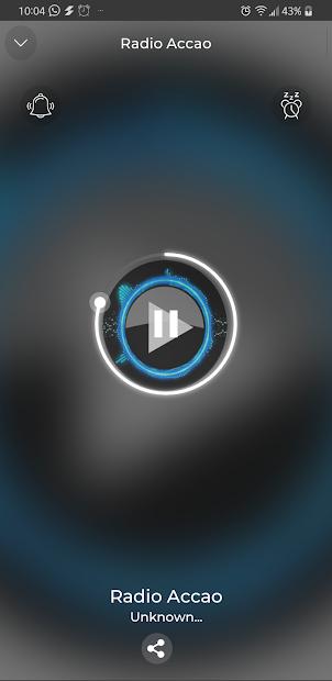 US Radio Accao App Free Listen Online screenshot 3