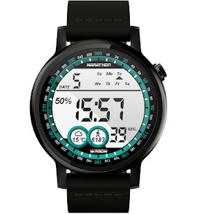Digital One Watch Face Apk [Paid] Download for Android 9