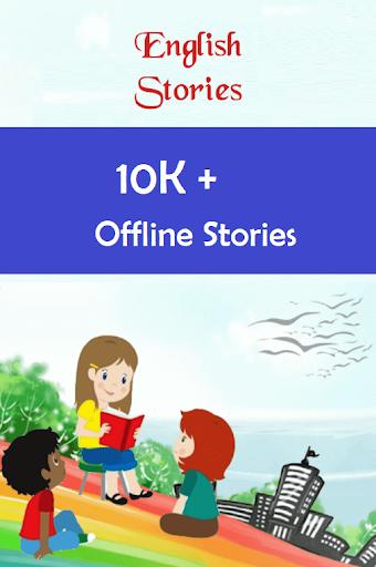 1000 English Stories (Offline) 1.1.0 Screenshots 1