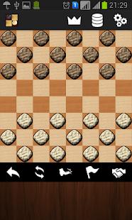 Spanish checkers 1.0.20 screenshots 3