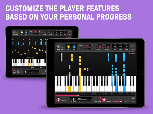 OnlinePianist - Free Piano Lessons for Songs  Screenshots 15
