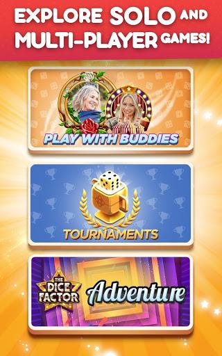 YAHTZEEu00ae With Buddies Dice Game 8.1.1 screenshots 3