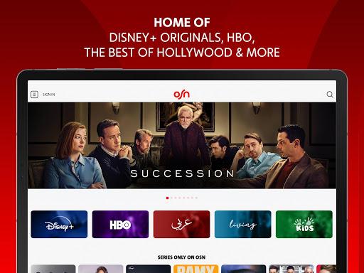 OSN - Streaming App 6.34.11 Screenshots 8