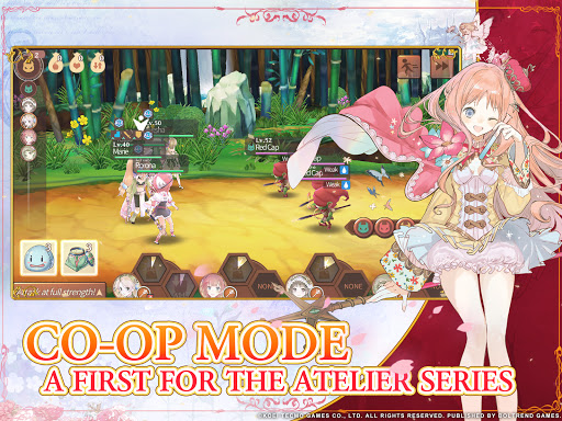 Atelier Online: Alchemist of Bressisle  screenshots 22