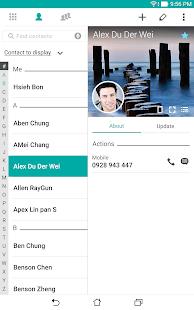 ZenUI Dialer & Contacts 2.0.4.24_180703 Screenshots 6