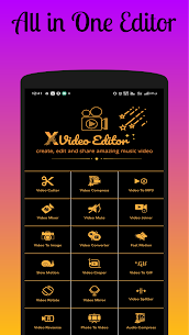 XVideo Editor : Best Video Editor App For Android 3